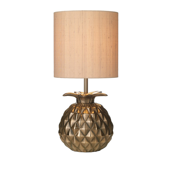 Ananas Bronze Table Lamp