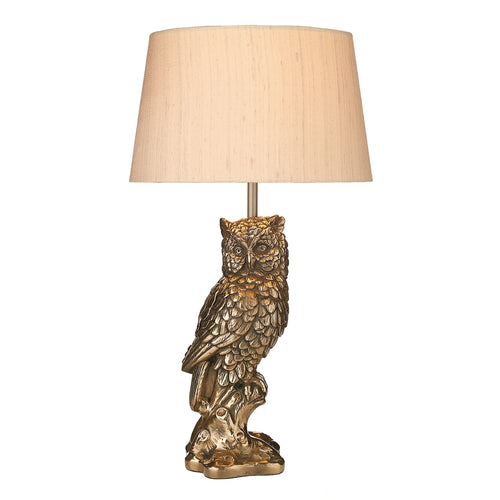 Tawny Bronze Table Lamp