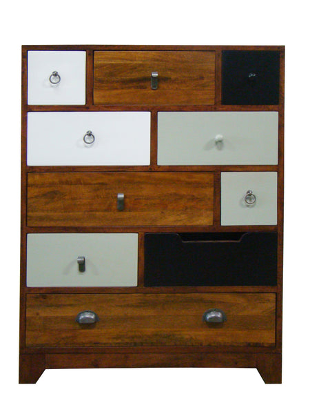 F&B Vintage 10 Drawer