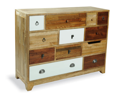 F&B 12 Drawer Neutral