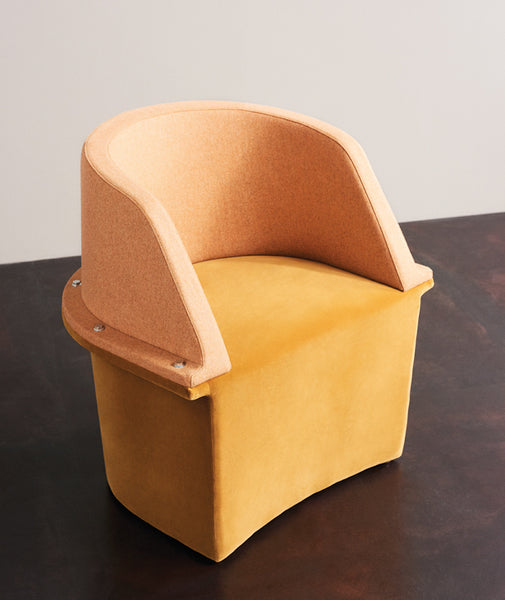 Assembly armchair