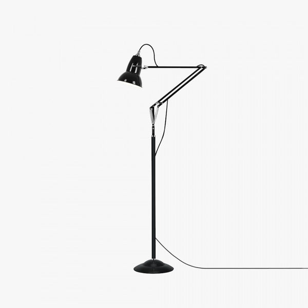 Anglepoise® 1227 Floor Lamp - Jet Black