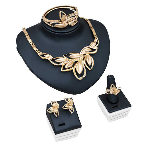 Efflorescence Jewelry Set