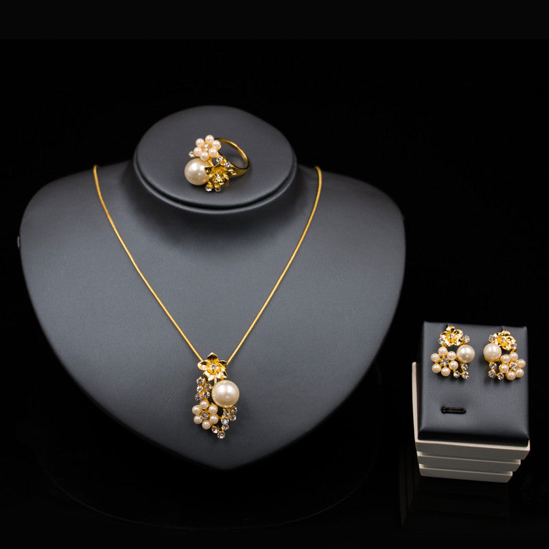 Pome Jewelry Set