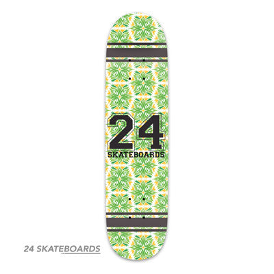 The 420 Skateboard deck