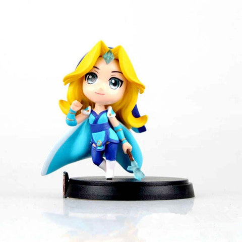 Dota2 Crystal Maiden Figure