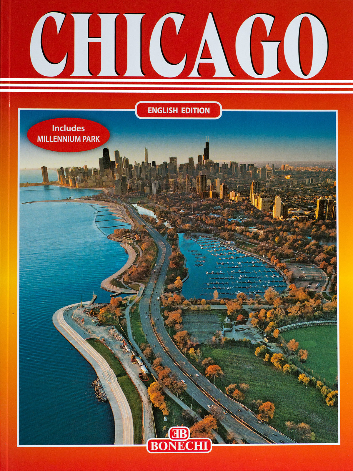 Chicago Souvenir Book, Bonechi