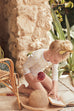 Golden Bloom One-Piece Sunsuit