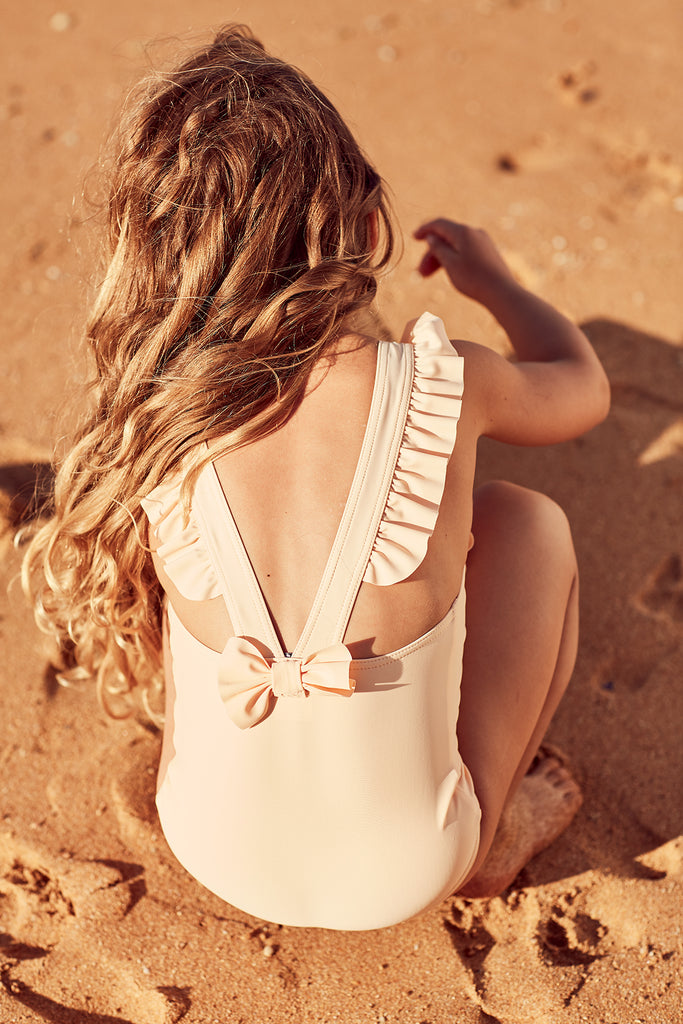 Sunset One-Piece Frill