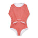 Spotted Coral One-Piece Sunsuit