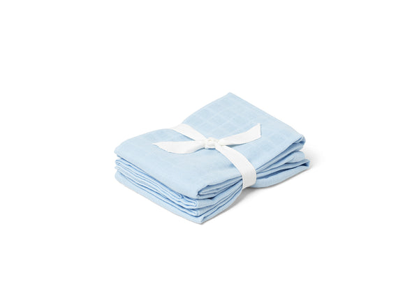 Hannah / Solid Muslin cloth/ pack of 2