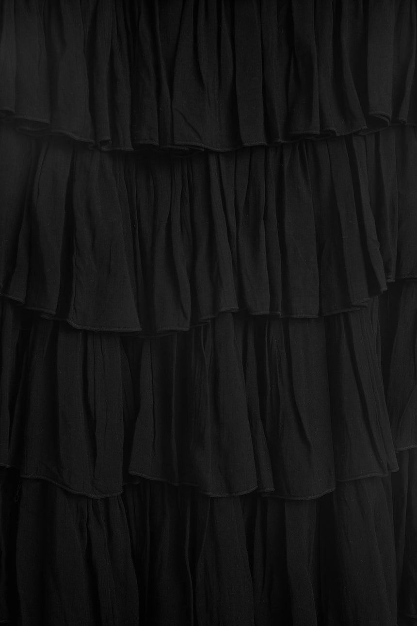 Pricilla Ruffle Dress