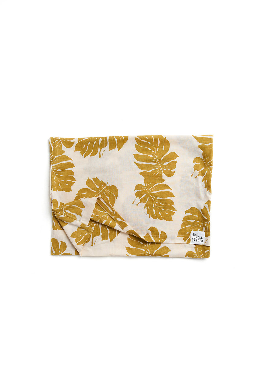 Monstera Pillow Case - set of 2