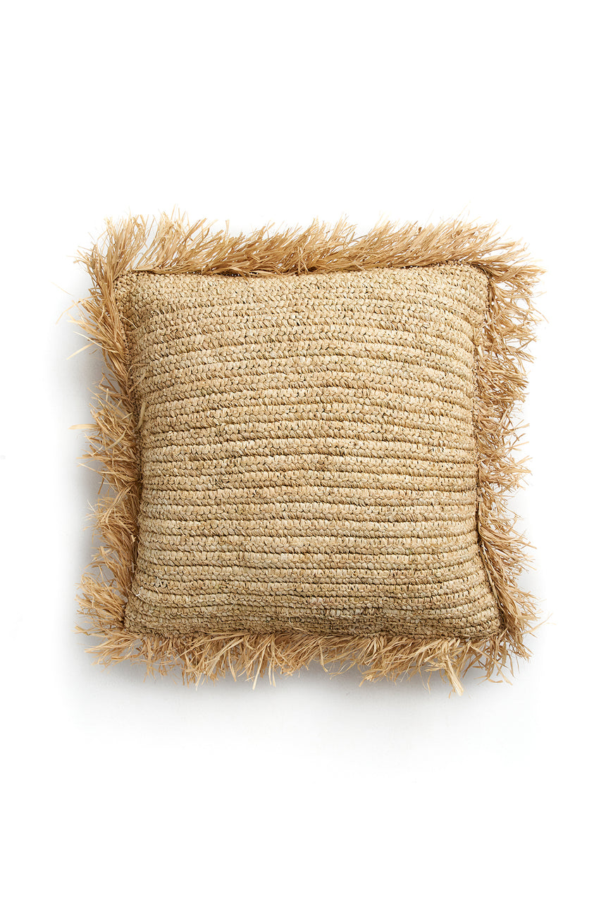 Raffia Cushion Covers