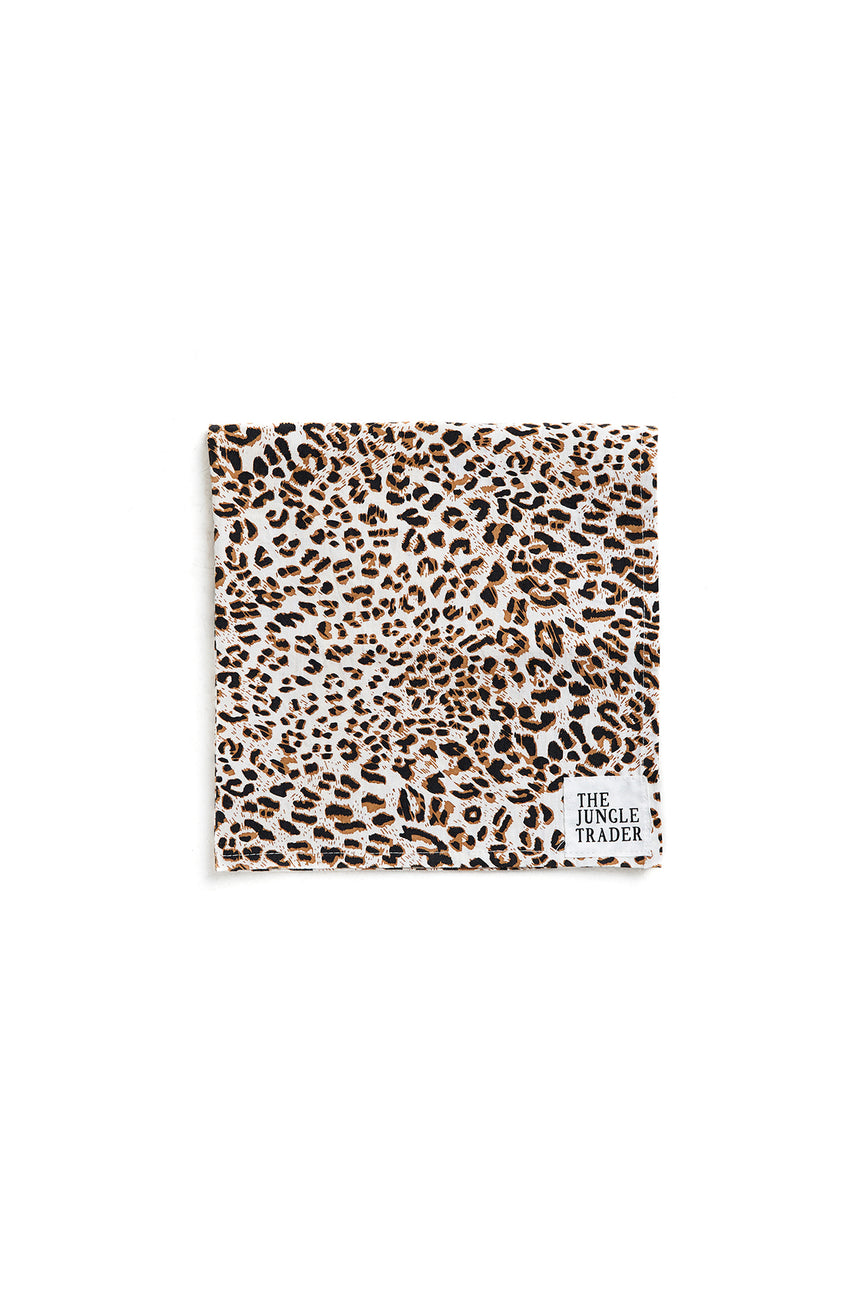 Leopard Napkin - Set of 4