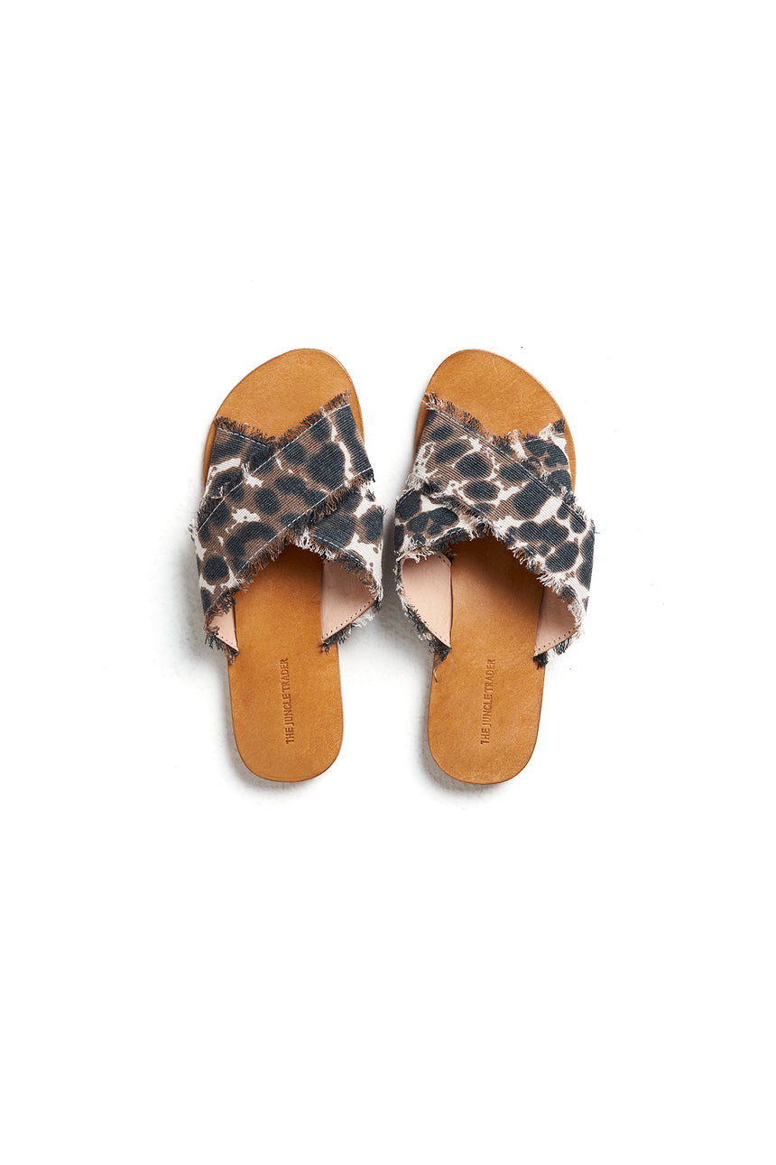 Big Cat Leopard X Slide