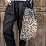 Big Cat Leopard Bag