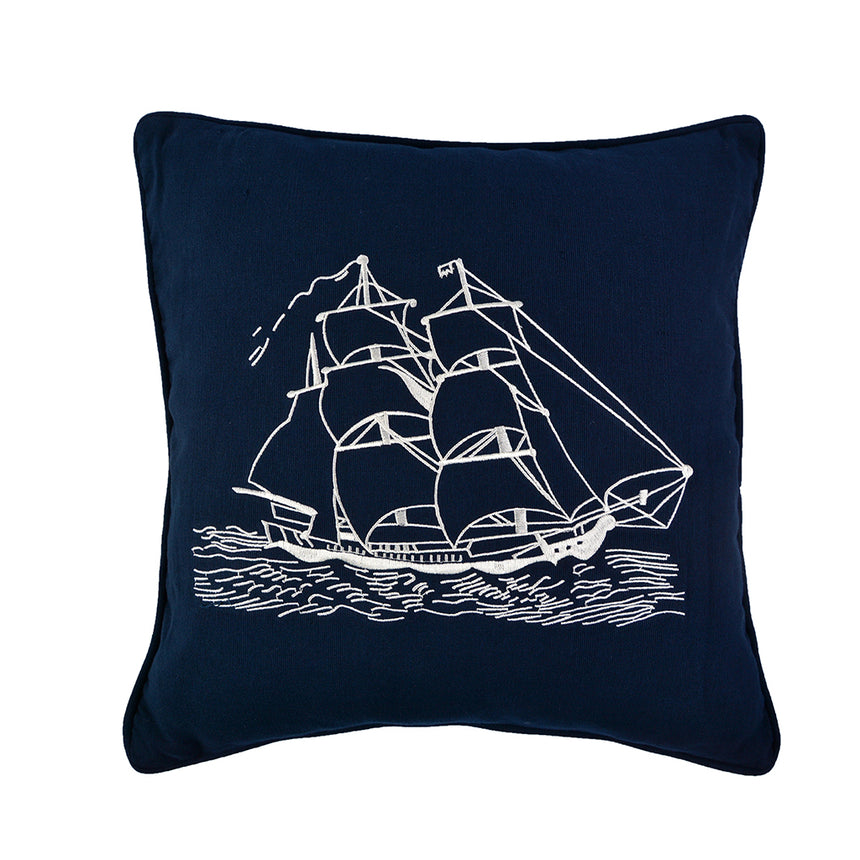 Trader Ship Cushion