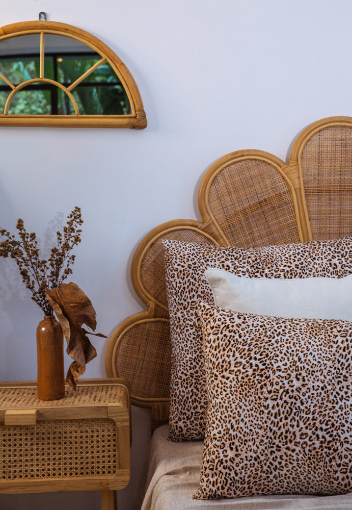 Sleeping with Leopards Pillowcases - Set of 2