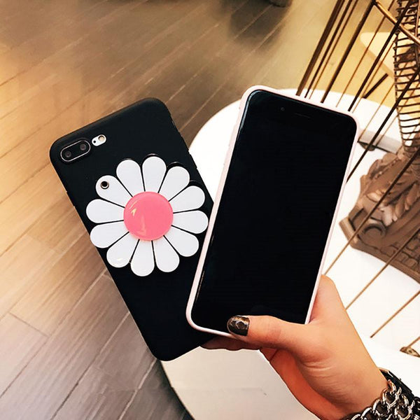 Flower Mirror iPhone Case