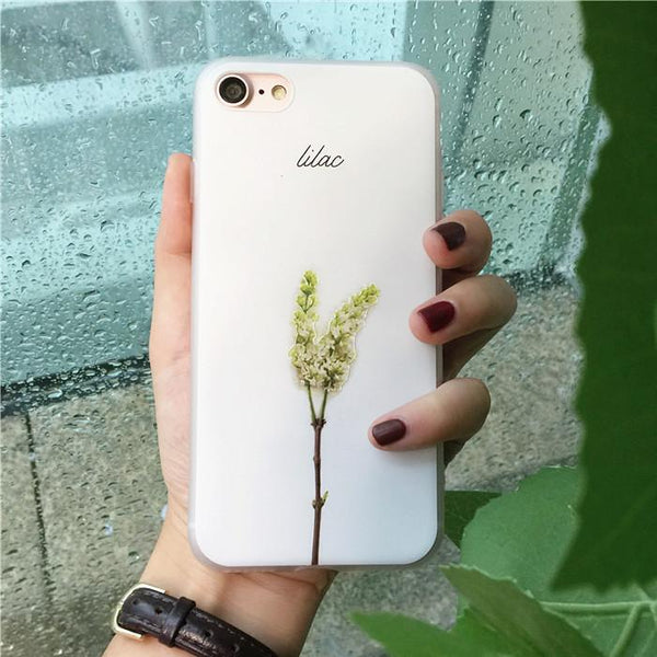 3D Flower TPU iPhone Case FREE SHIPPING