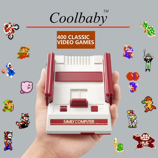 COOLBABY™ Game Console