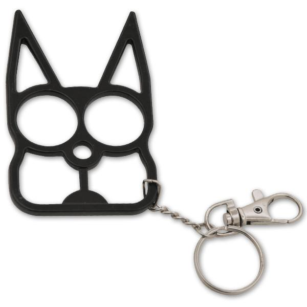 Self-Defense Kitty Keychain