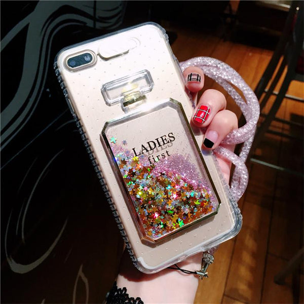 LADIES first iPhone Flash Case