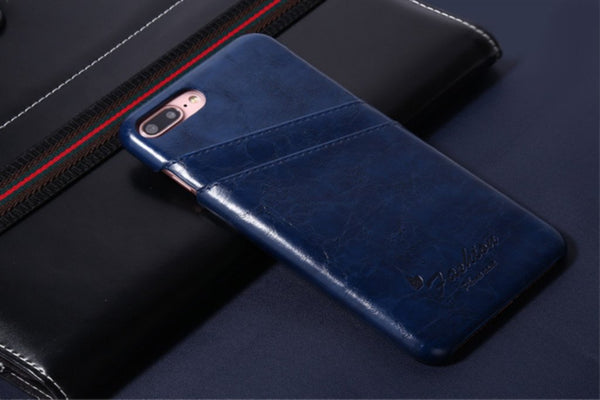 2-in-1 Fashion Vintage iPhone Case