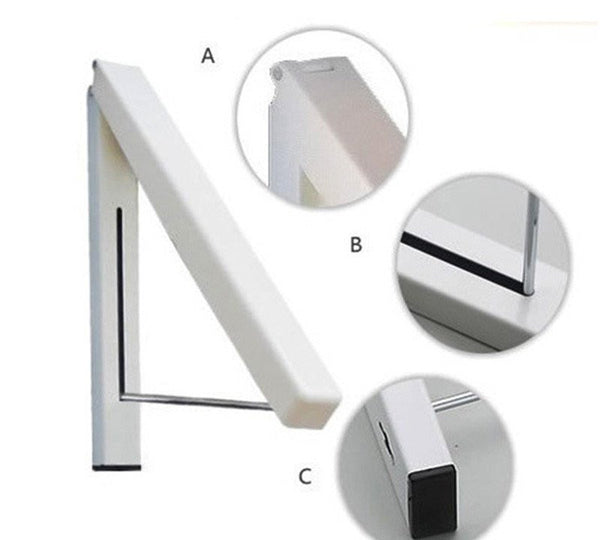 Stainless Steel Wall Hanger Retractable