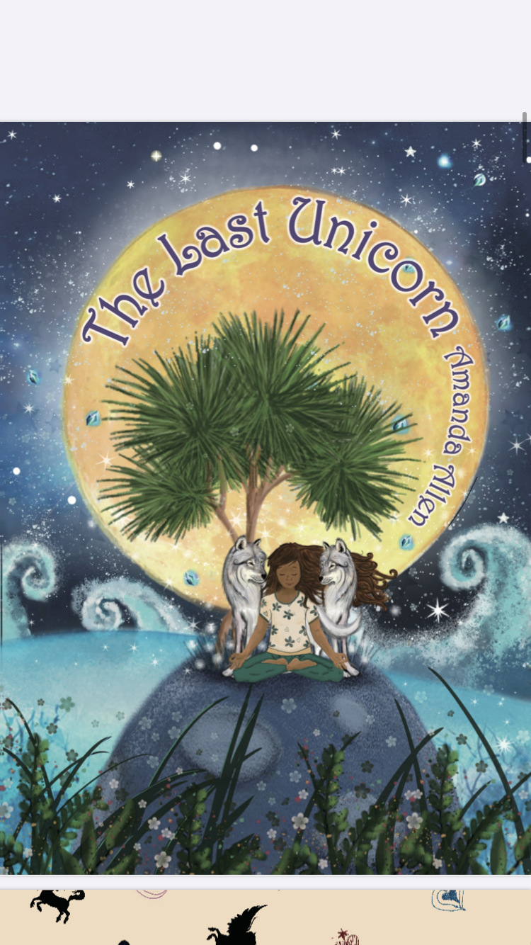 The Last Unicorn E-Book