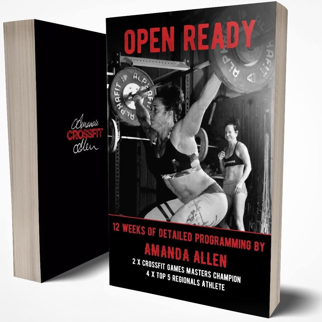 Open Ready with Amanda Crossfit Allen - E-Book