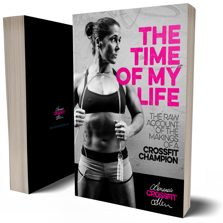 The Time of My Life Amanda Crossfit Allen E-Book