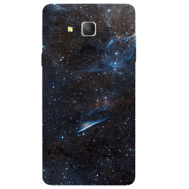 Sky Galaxy Printed Case Cover For Samsung J2 2016 by Mobiflip