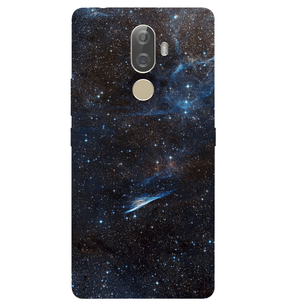 Sky Galaxy Printed Case Cover For Lenovo K8 Note Plus by Mobiflip