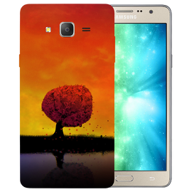 Tree Art Printed Case Cover For Samsung J2 2016 by Mobiflip