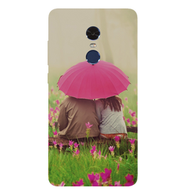 Monsoon Poster Printed Case Cover For Redmi Note 4 by Mobiflip