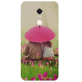 Monsoon Poster Printed Case Cover For Redmi 5 Plus by Mobiflip