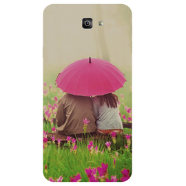 Monsoon Poster Printed Case Cover For Samsung J7 Prime 2 by Mobiflip