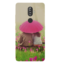 Monsoon Poster Printed Case Cover For Lenovo K8 Plus by Mobiflip