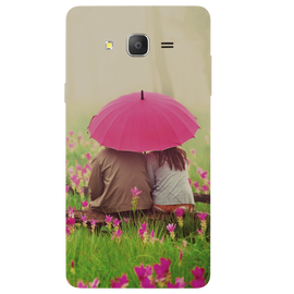 Monsoon Poster Printed Case Cover For Samsung J2 2016 by Mobiflip