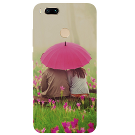 Monsoon Poster Printed Case Cover For Redmi MI A1 by Mobiflip