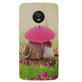 Monsoon Poster Printed Case Cover For Motorola G5 by Mobiflip