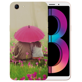 Monsoon Poster Printed Case Cover For OPPO A83 by Mobiflip