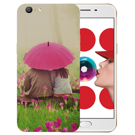 Monsoon Poster Printed Case Cover For OPPO A57 by Mobiflip