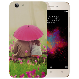 Monsoon Poster Printed Case Cover For VIVO Y53 by Mobiflip