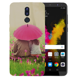 Monsoon Poster Printed Case Cover For HONOR P9I by Mobiflip