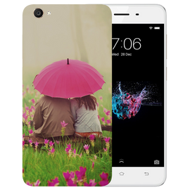 Monsoon Poster Printed Case Cover For VIVO Y55 by Mobiflip