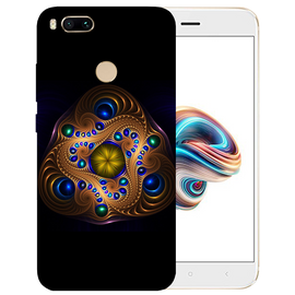 Unique Art Printed Case Cover For Redmi MI A1 by Mobiflip