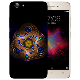 Unique Art Printed Case Cover For VIVO Y53 by Mobiflip